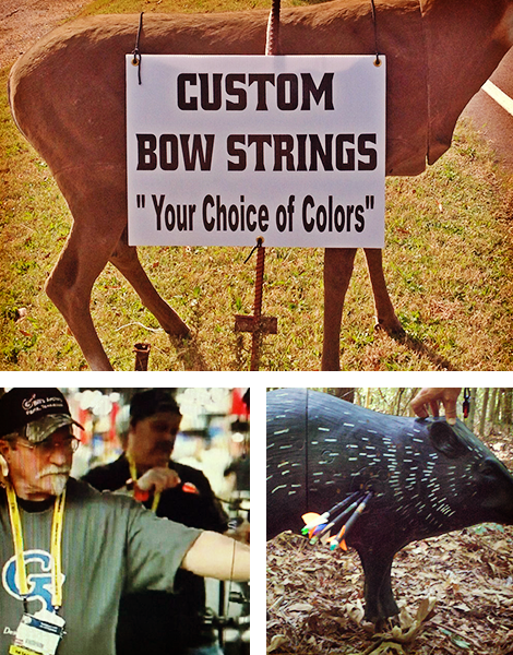 Bill's Archery - Custom Bowstrings