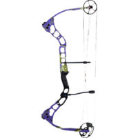 "14 Quest Bliss Bow Pkg G-Fade Realtree Purple RH 23"" 45#"